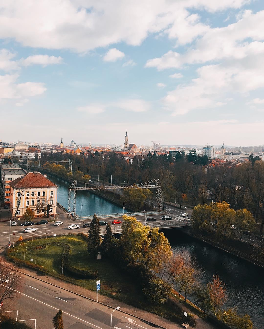 davidpanni Clujul in 13 fotografii ale lunii noiembrie