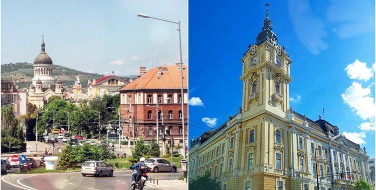 denumirea orașului Cluj-Napoca