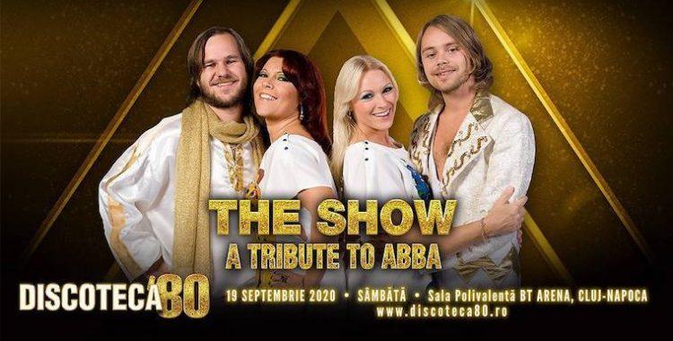 discoteca 80 ABBA