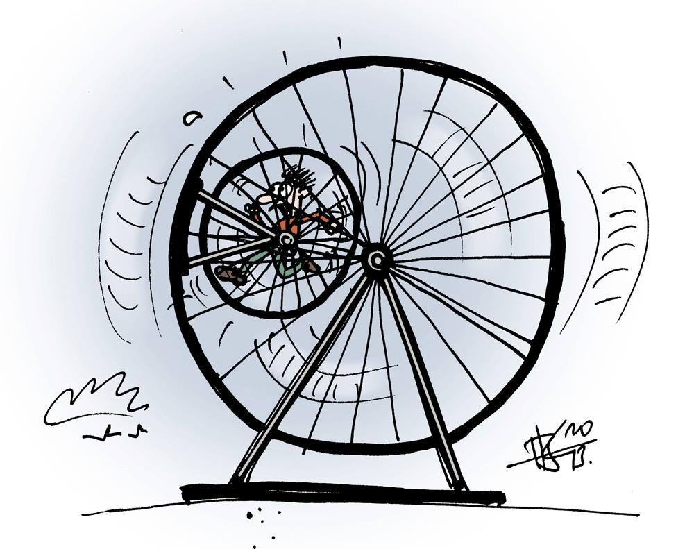 Viața în linii și idei - Elemér Könczey - Artistul Altfel