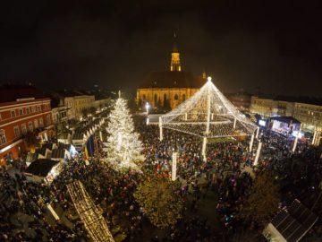 Târgul de Crăciun Cluj
