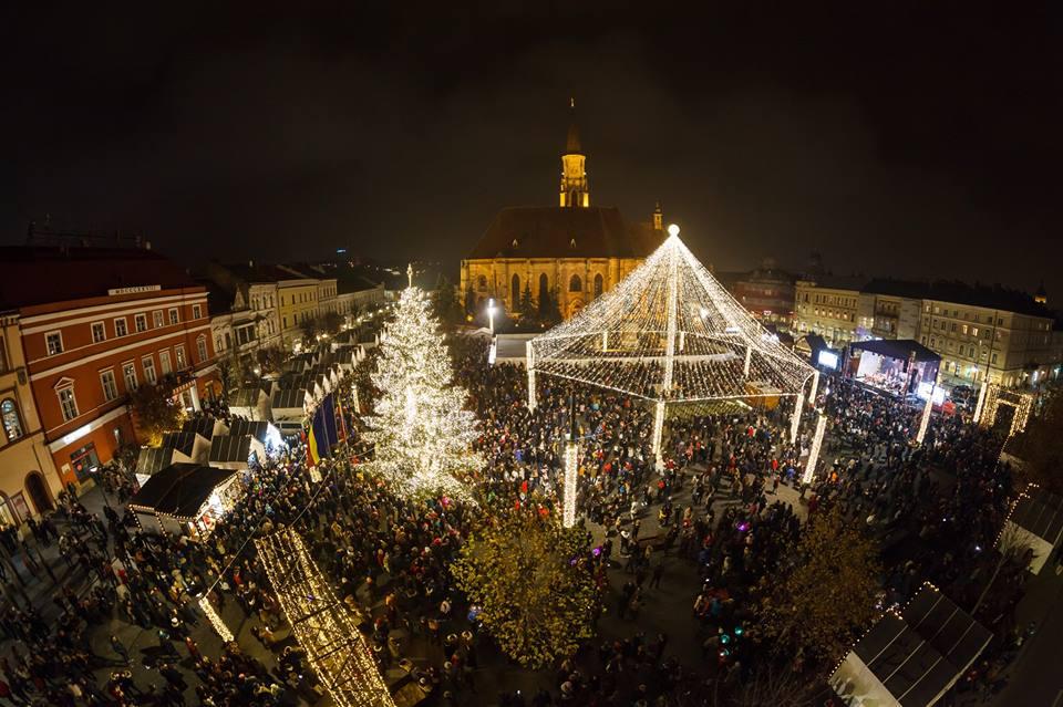 emil boc targ Clujul in 13 fotografii ale lunii noiembrie