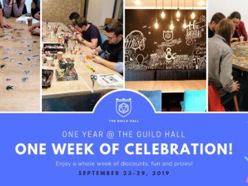 evenimente 23-29 septembrie 2019