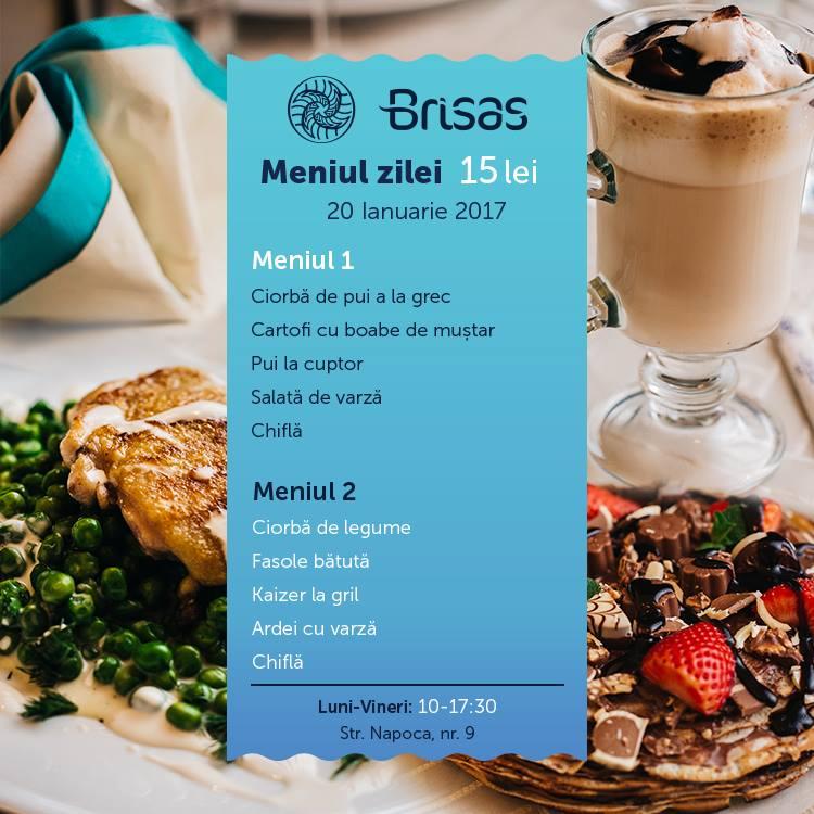 Brisas Food, restaurantul unde ești salutat împărătește și mănânci regește