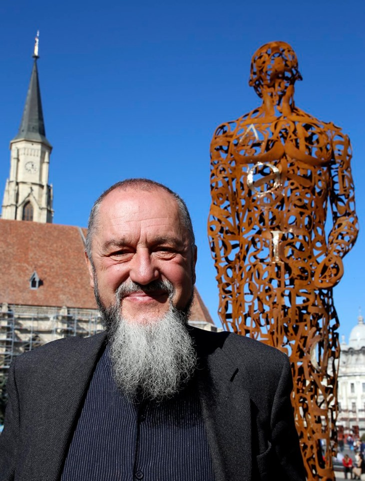 expozitie Liviu Mocan 2019 Feleki Károly