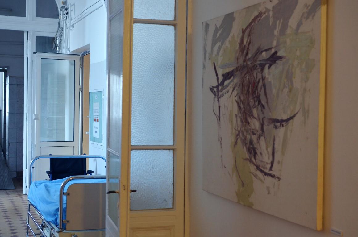 expozitie de pictura la medicala I din Cluj (2) (Medium)