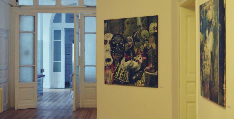 expozitie de pictura la medicala I din Cluj (4) (Medium) Artă la Medicală I din Cluj