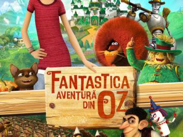 Fantastica aventură din Oz 3D – Rusia