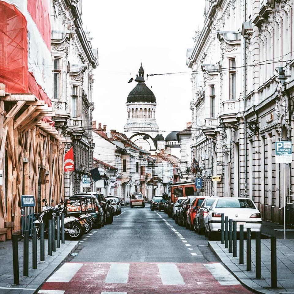 Soluție la problema traficului din Cluj: car sharing facilitat de o aplicație mobilă