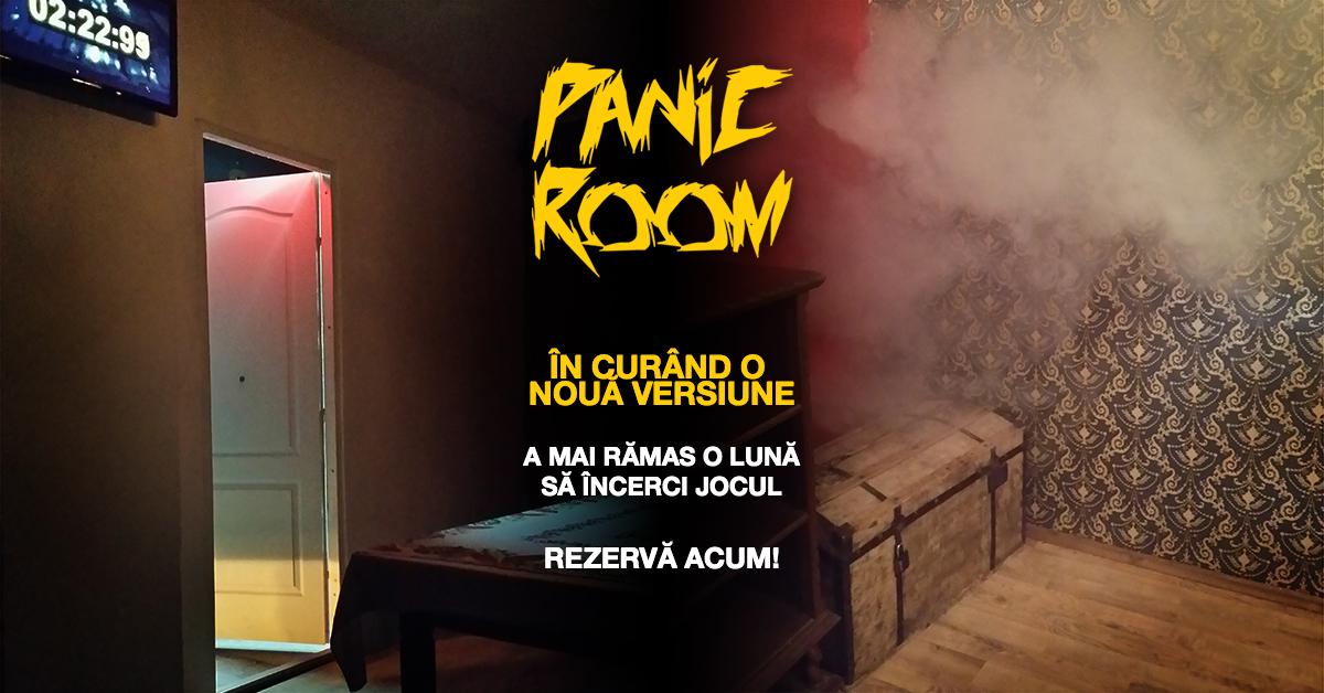 panic room cluj