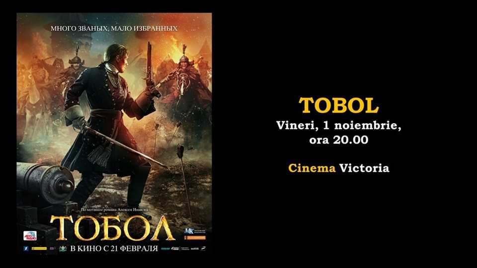 festivalul de film rusesc tobol