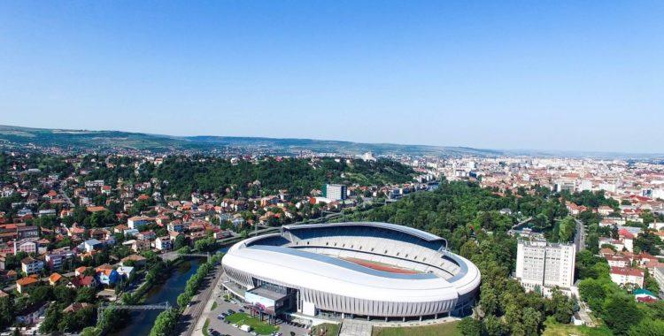 filmari aeriene cj ce poti face in saptamana 17 - 23 mai in Cluj