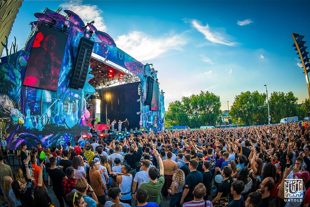 check-in și acces în festival