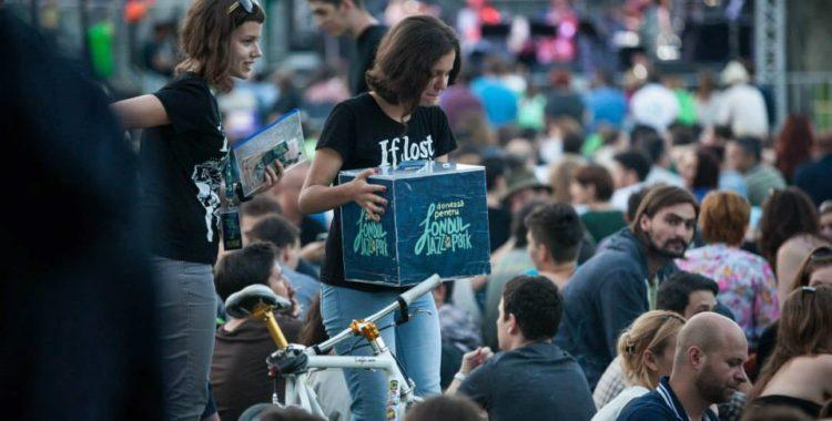Biletele neobligatorii pentru susținerea Fondului Jazz in the Park