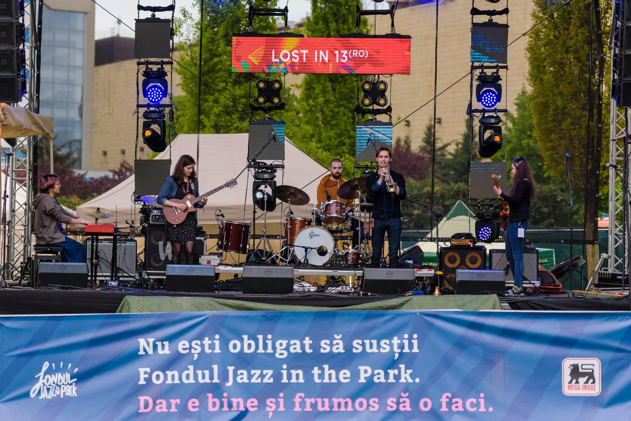 fondul jazz in the park 2019