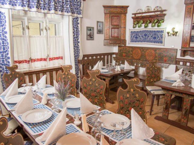 Mátyás Étterem Restaurant