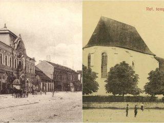 Cum arăta Clujul secolului trecut? Imagini istorice din județ