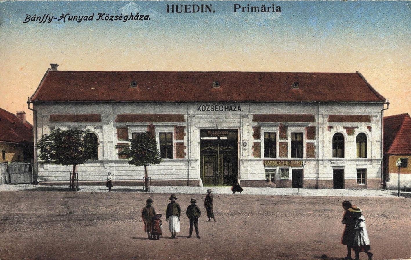 fotografii istorice din judet Huedin