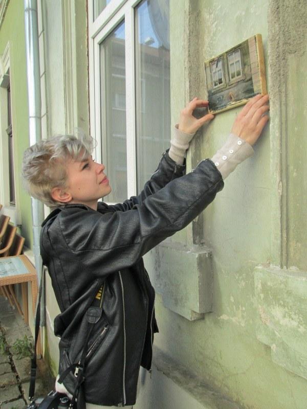 geamul arta stradala