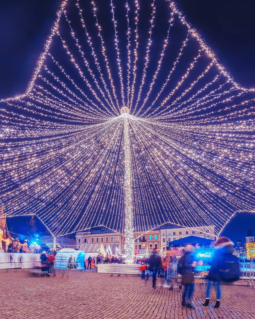 gebealpar lights fotografii din decembrie 2019