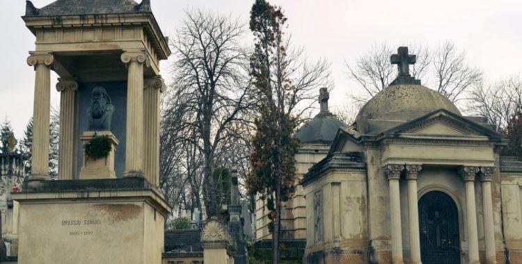 ghidul cimitirului hajongard