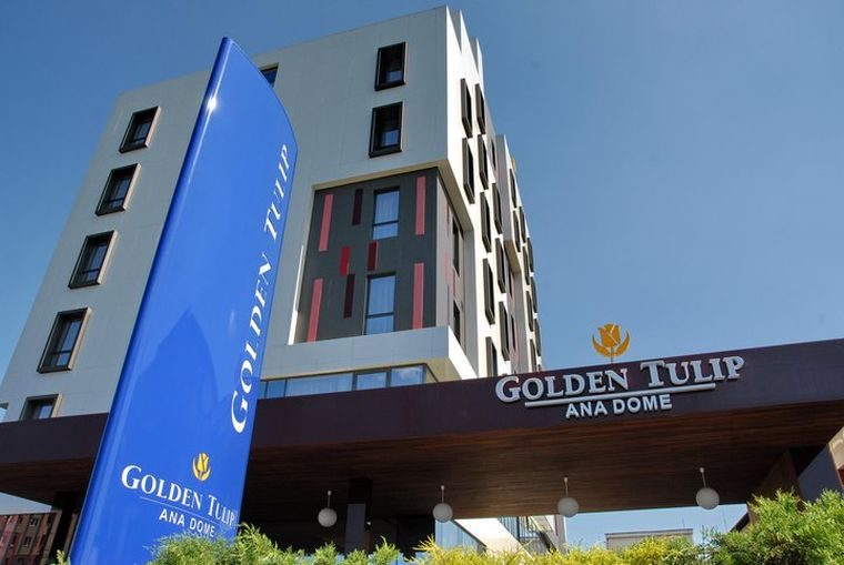 golden tulip ana dome cluj
