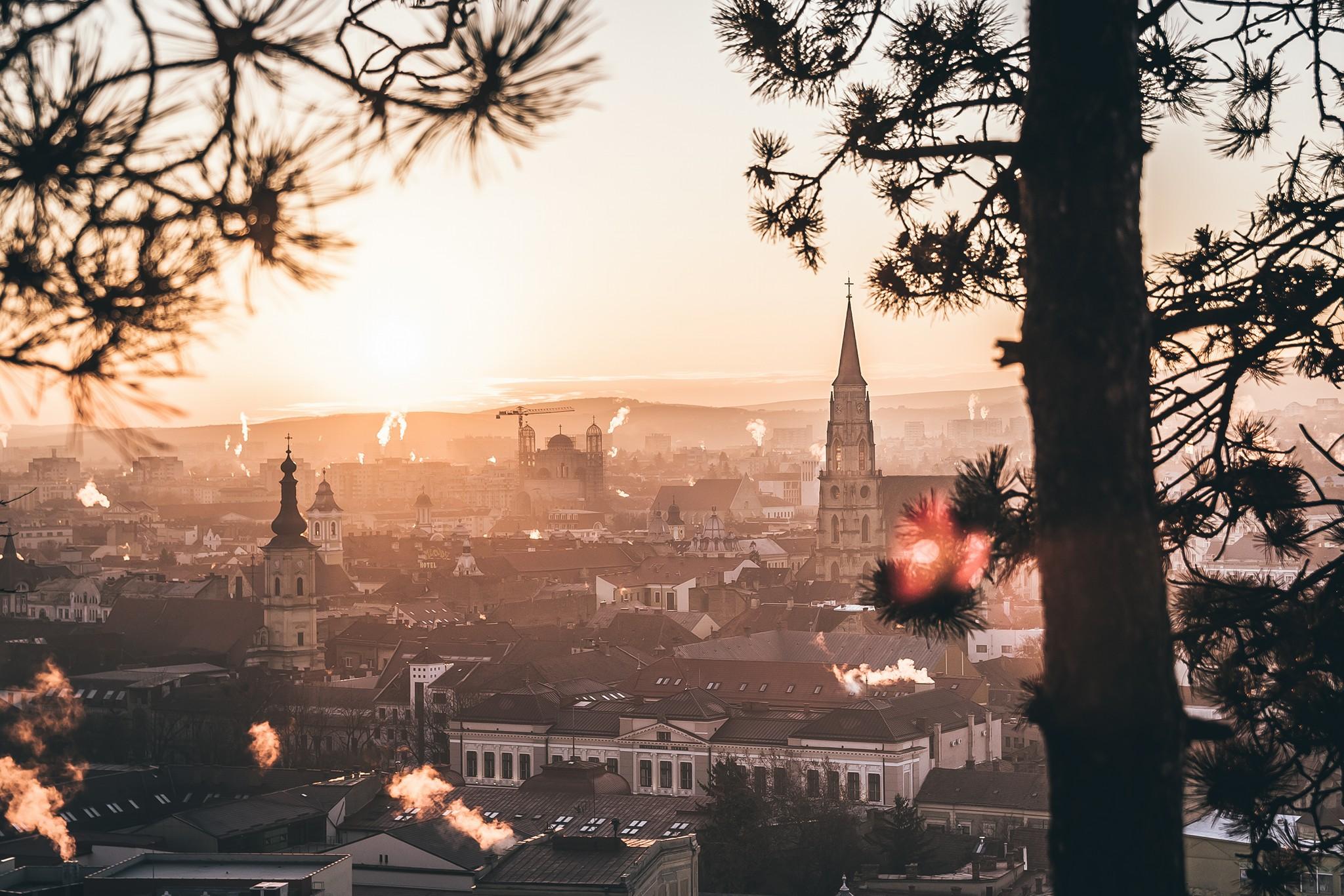 grigore dan cluj ceta 2 Cluj-Napoca în topul celor mai frumoase 12 locuri din România