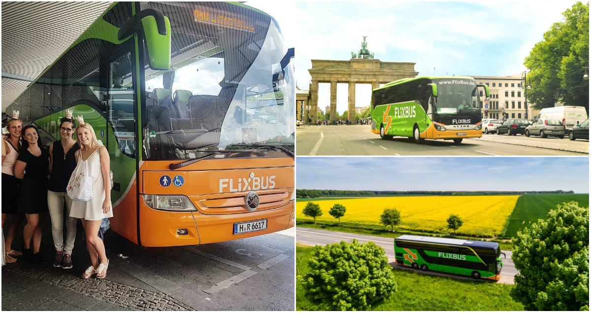 Vrei să hoinărești prin Europa în luna iunie? FlixBus are oferte speciale