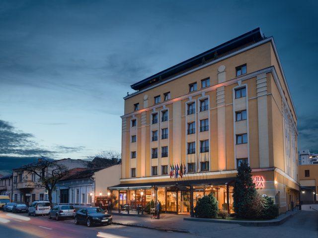 hotel opera plaza cluj