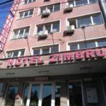 Hotel Zimbru Cluj