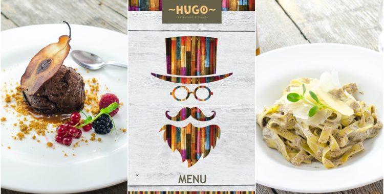 hugo new menu dec2017 restaurantul Hugo The Office