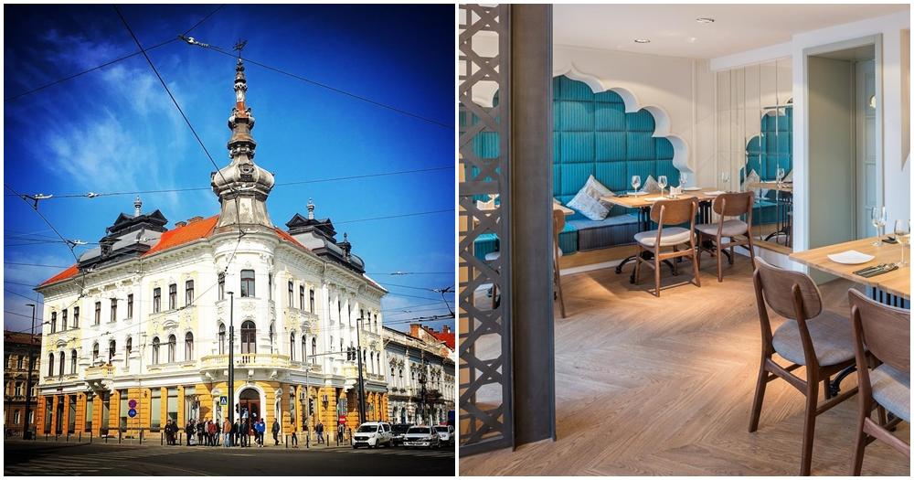Restaurant indian în Cluj – Gandhi și arhitectura orașului