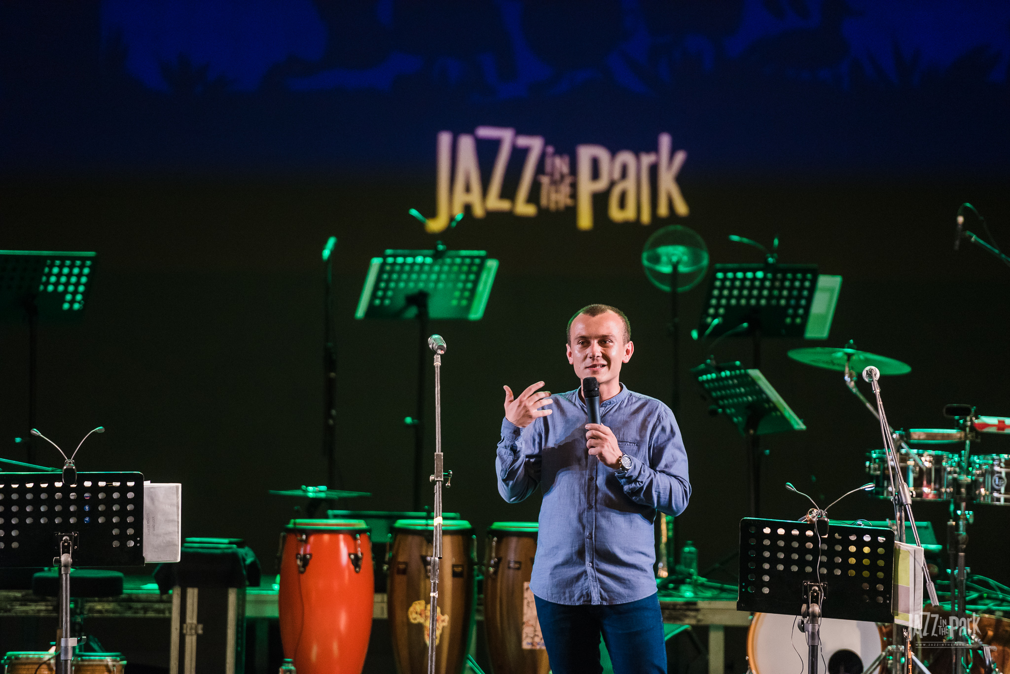 Începe Jazz in the Park