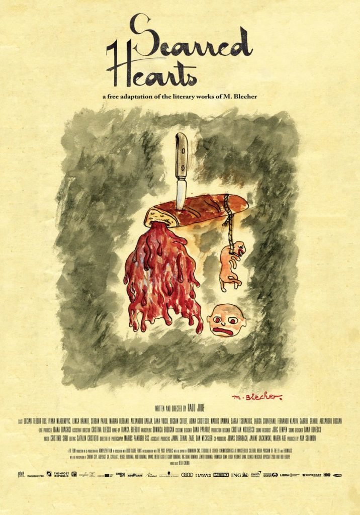 Proiecție de gală: Inimi cicatrizate | Cinema Florin Piersic | Cluj.com