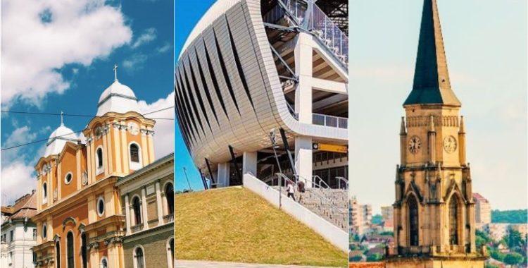 De la gotic la eclectic: dicționarul de arhitectură al orașului Cluj-Napoca