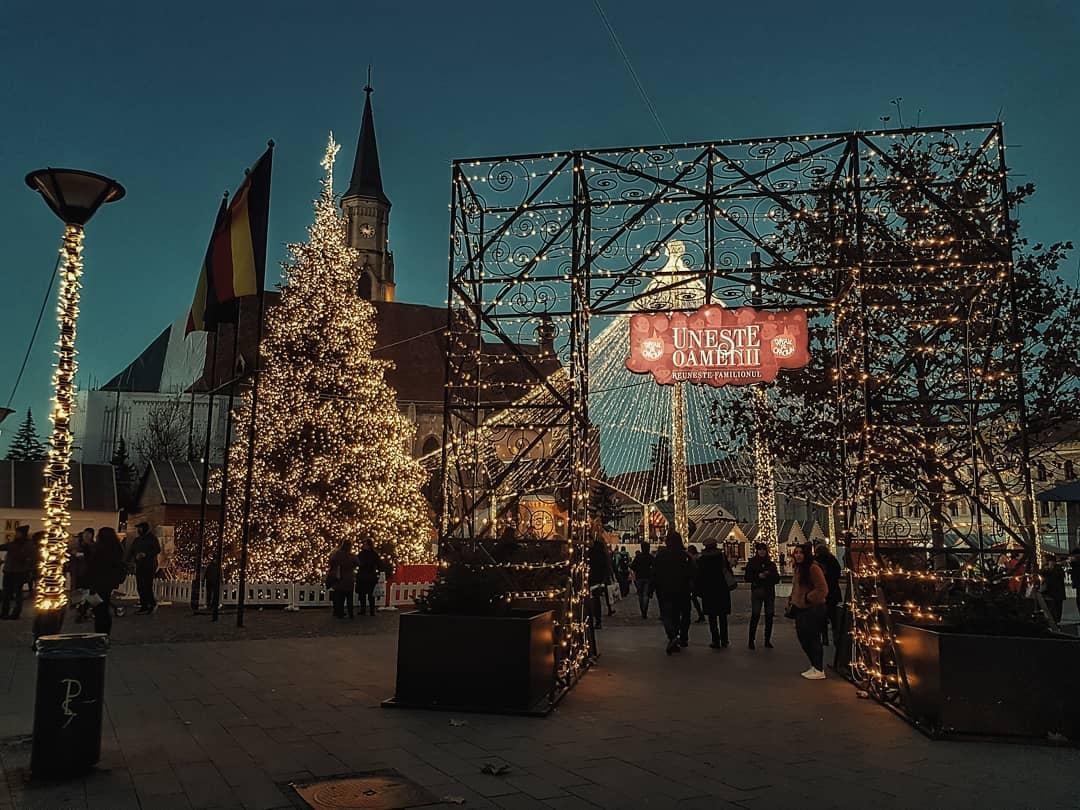 Program Târgul de Crăciun
