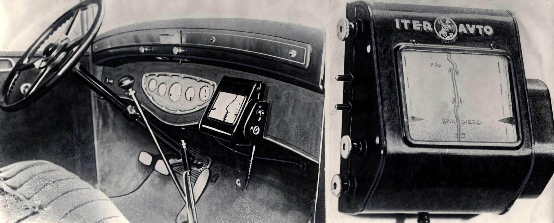istoria gps auto monitorizare gps 1