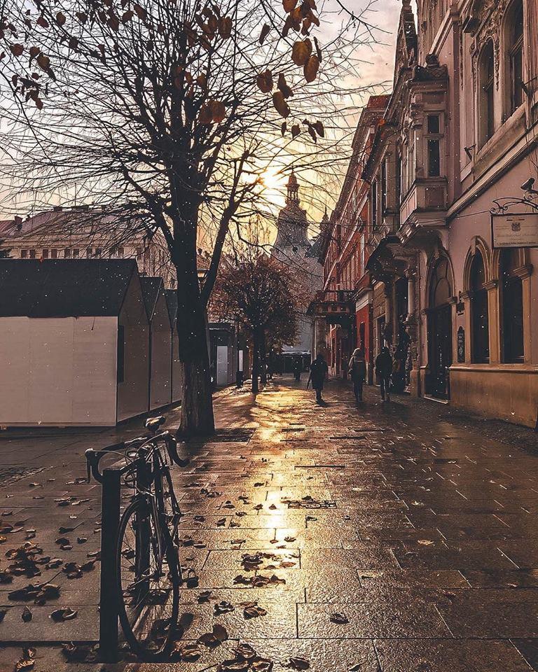 istvanjkb Clujul in 13 fotografii ale lunii noiembrie