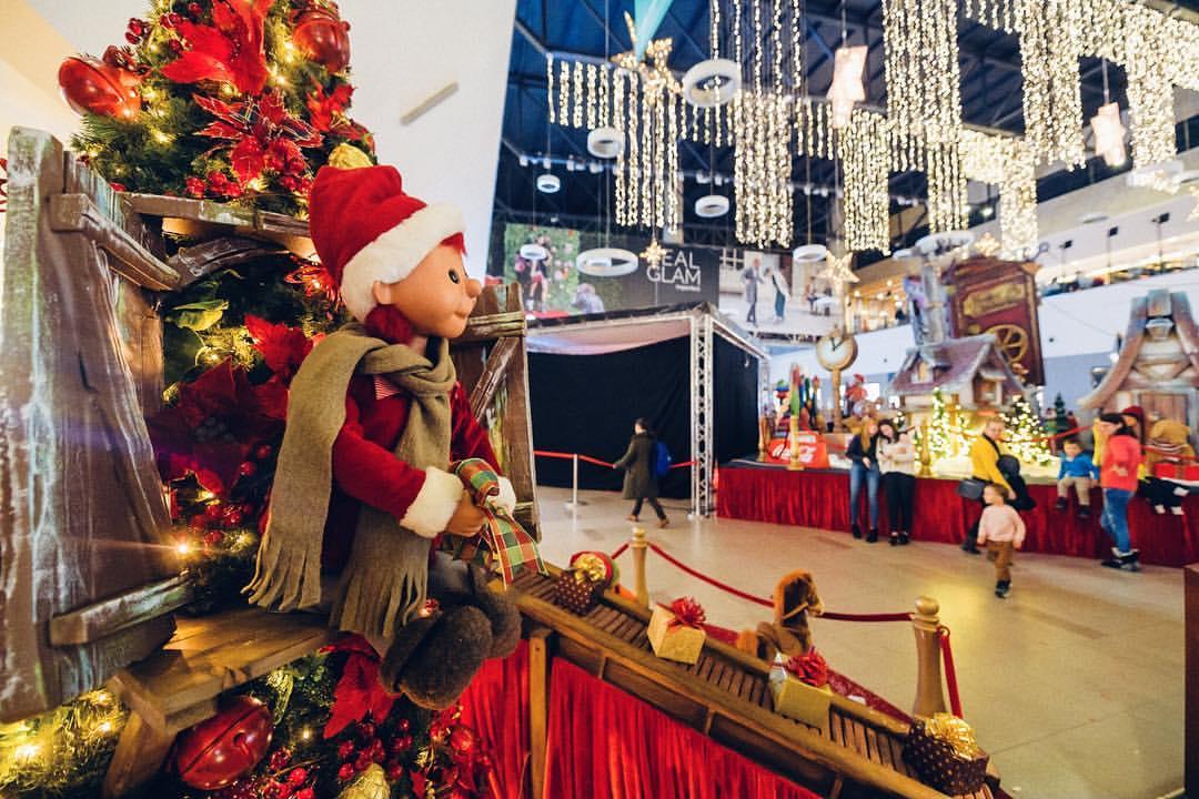 Târgul Christmas Days din Iulius Mall Cluj