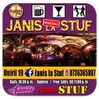 Janis La Stuf, Cluj-Napoca