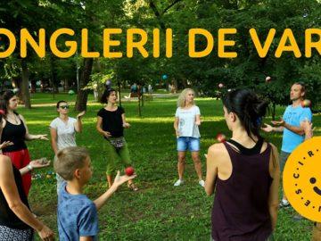 jonglerii de vara