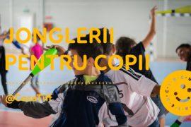 jonglerii pentru copii toamna 2019