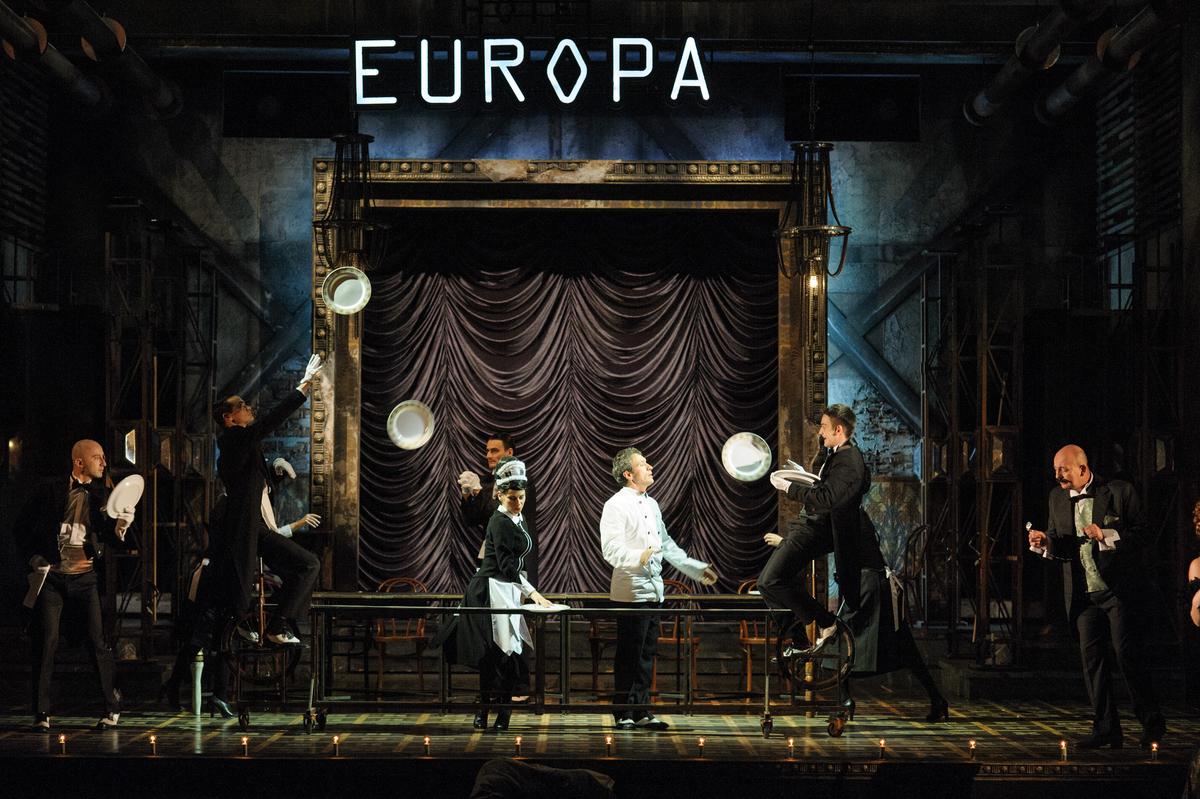 Promoție de februarie la Teatrul Maghiar de Stat