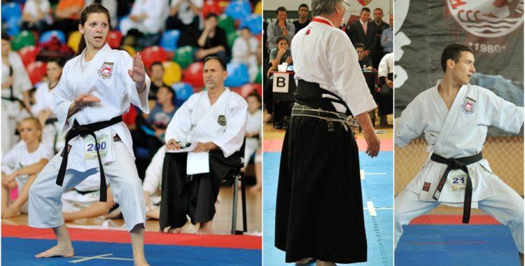 karate tradițional fudokan 2017 are loc la Cluj