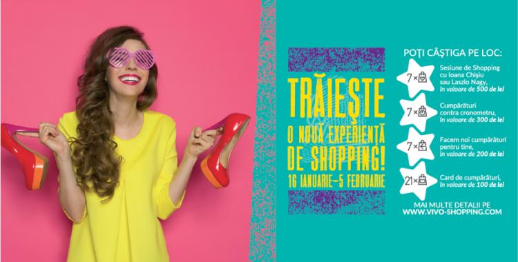 Traiește o experiență nouă de shopping la VIVO! Cluj-Napoca   Cluj.com