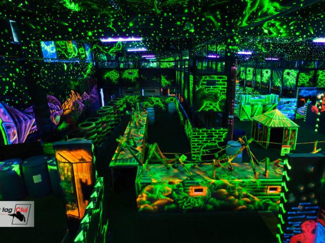 laser tag cluj