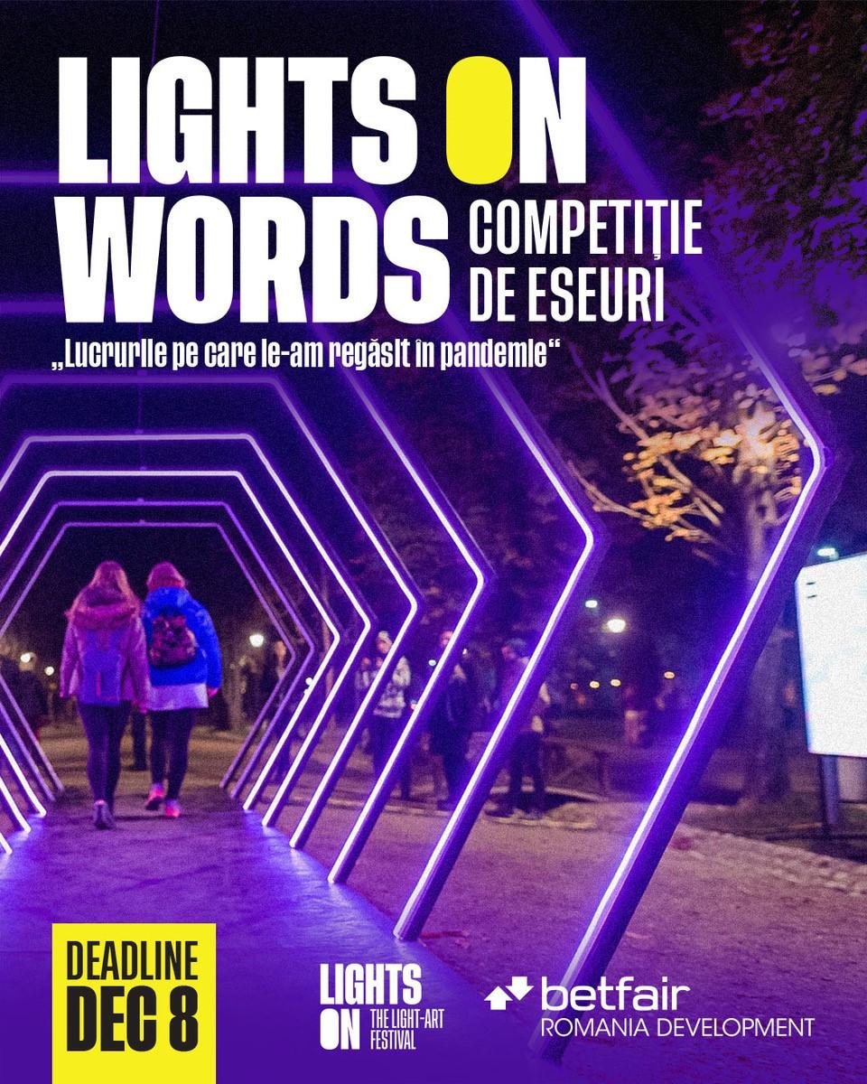 lights on words 2020