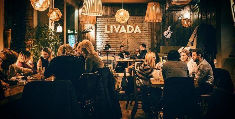 Bucătăria restaurantului Livada