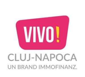 VIVO! Cluj - logo proiect de renovare