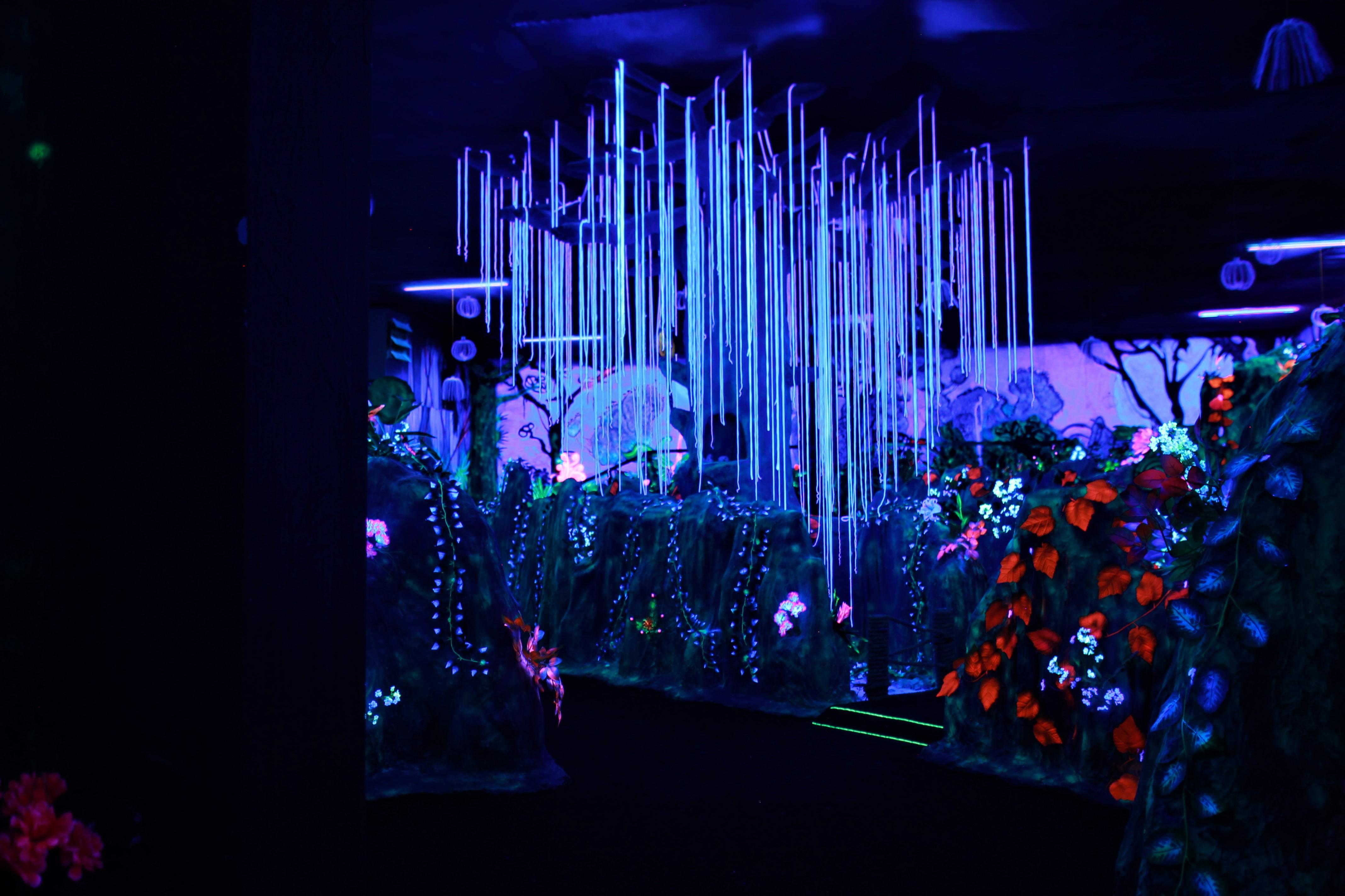 """Lumea Pandorei din """"Avatar"""" acum la Cluj! Laser Tag Cluj a deschis o nouă arenă tematică"""